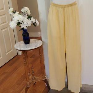 April Cornell Summer Pants sz Large